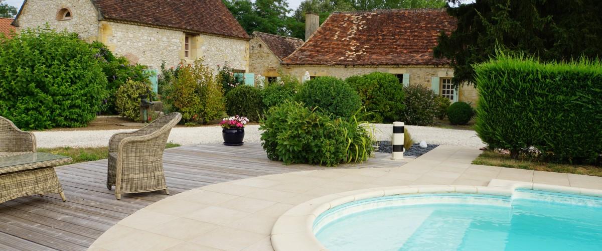 Gite Bergerac en bordure de la Dordogne
